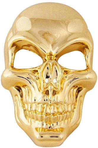 Coole Maske Skelett Skull (Coole Halloween Masken)