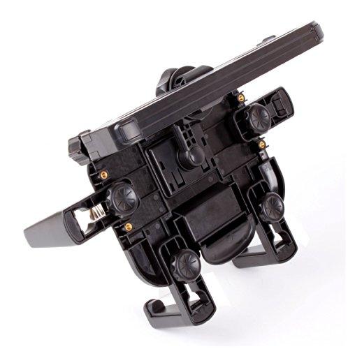 DURAGADGET Praktische Kfz Kopfstützenhalterung für AEG DVD 4552 DVD-Player