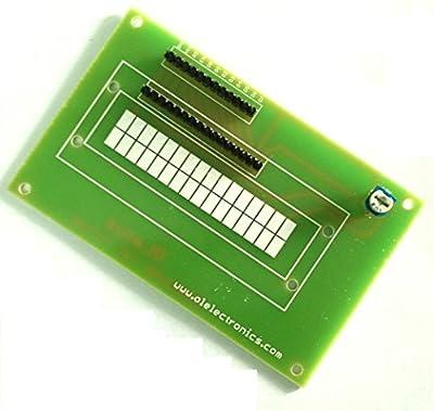 OLatus LCD-16X2 Interface Board For Raspberry Pi Arduino AVR Pic 8051