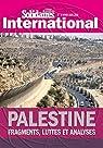 Palestine - Fragments, Luttes et Analyses par Verveine