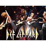 Music Def Leppard Band (Music) United Kingdom Heavy Metal Metal Hard Rock Classic Classic Rock HD Wall Poster On Fine Art Paper 13x19