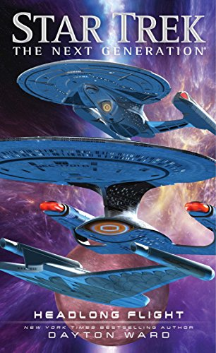 Headlong Flight (Star Trek: The Next Generation) (English Edition)
