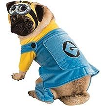 Rubie's Costume pour chien, produit officiel Les Minions–Extra-Large