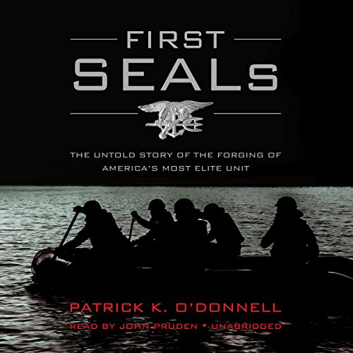 First SEALs  Audiolibri