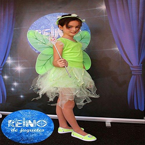 Kostüm Tinkerbell, Mädchen - größe 7-9 jahre
