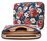 Best kayond 15 Inch Laptop Computers - KAYOND Blue Rose Pattern 15 inch Canvas laptop Review