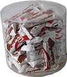 WAWI Schoko Reis Riegel Edelvollmilch Schokolade in der Runddose