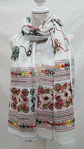 cashmere-cotton-women-stunning-vintage-dupatta-scarf-shawl-sarong-head-scarf-long-embroidered-chunni