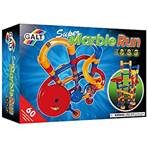 Galt Toys Toys-A0560E Super Carrera de Canicas, Multicolor (1004105)