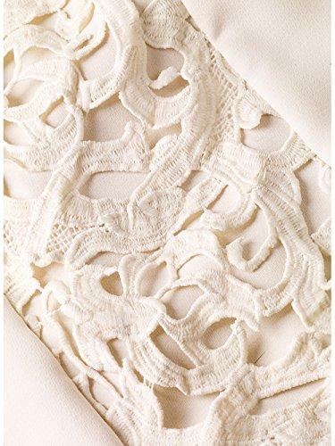 Darling - Robe - Manches Longues - Femme blanc cassé crème Crème