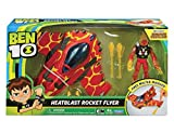Ben 10 Alien Vehicle – Heatblast Rocket Flyer