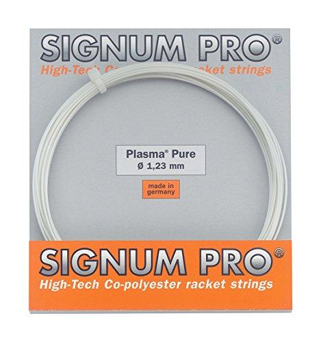 Signum Saitenset Plasma Pure, Natur, 12 m, 0255000236300005