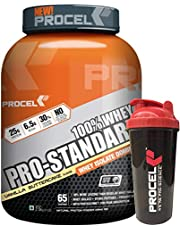 PROCEL PROSTANDARD 100 Whey Isolate Protein Powder with Hyd
