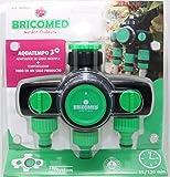 bricomed r60033Timer-Waschbeckenarmatur, grün, 8x 4x 8cm