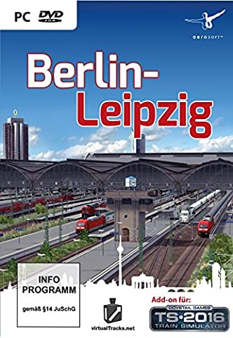 Train Simulator 2016 - Berlin-Leipzig