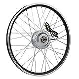 AFTERPARTZ® Elektro-Fahrrad Umbausatz Vorderrad Nachrüstsatz E-Bike 250W 36V 25km/h (24
