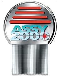 Assy 2000 Peigne Poux Et Lentes Metal