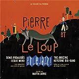 Pierre et le loup : Et le jazz ! (1CD audio)