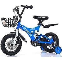 Bicicletas para niños 2 A 10 Años De Edad Bebé Pedal para Niños Bicicleta Chico Chica