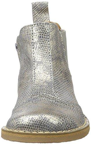 Bisgaard Mädchen Stiefel Chelsea Boots Grau 410 Grey