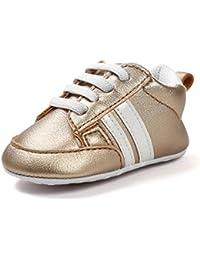 152db392daa3b2 Turnschuhe Babyschuhe Neugeborenen Leder T-Strap Schuhe Sportschuh Jungen  Lauflernschuhe Mädchen Krippeschuhe Krabbelschuhe…