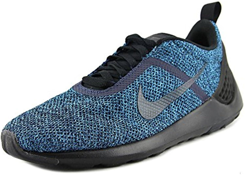 Nike Herren Lunarestoa 2 Se Laufschuhe  Schwarz