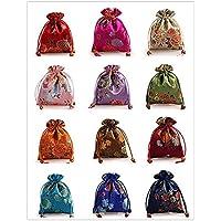 TDlmfRDi Sachet Candy Drawer Travel Drawstring Coin Purse Bag