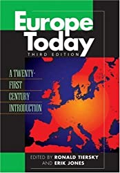 Europe Today: A Twenty-first Century Introduction (2007-05-03)