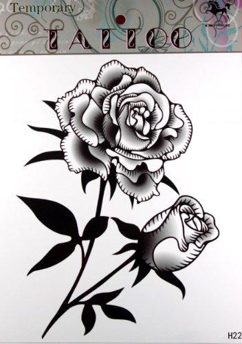 Étanche tatouage temporaire non toxique stickersLarge taille SPESTYLE 11,81\