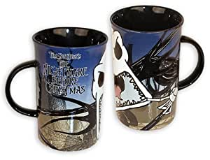L étrange Noël de Mr. Jack mug céramique Scary Jack
