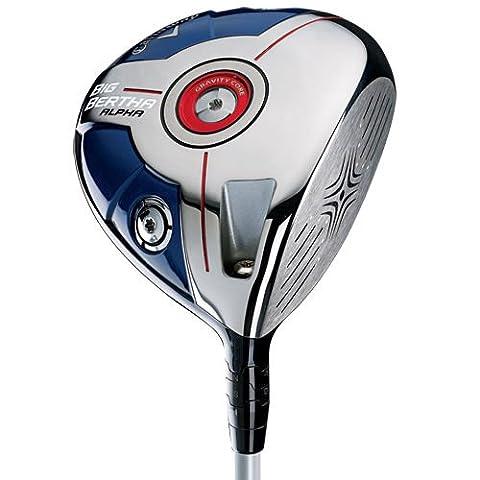 Callaway Golf Big Bertha Alpha réglable Driver 10,5° Fubuki Regular NEUF