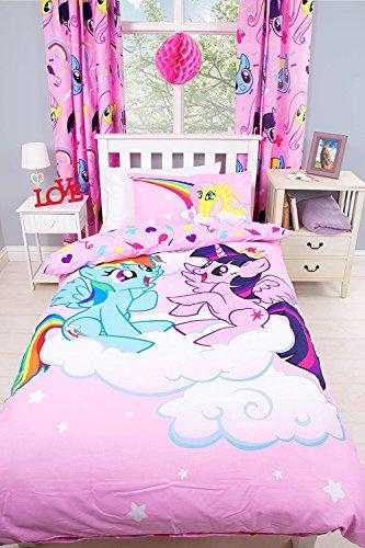Juego de Funda de edredón Individual My Little Pony