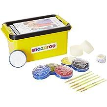 Snazaroo - Kit base di colori trucca bimbi, 14 pezzi