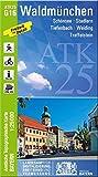 ATK25-G16 Waldmünchen (Amtliche Topographische...