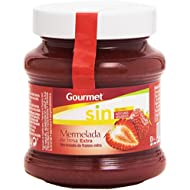 Gourmet - Mermelada de fresa - Extra - 300 g