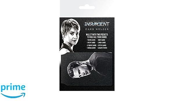 "Multi-colour Gb Eye /""insurgent Dauntless/"" Card Holder"
