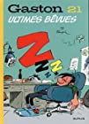 Gaston, Tome 21 - Ultimes bévues