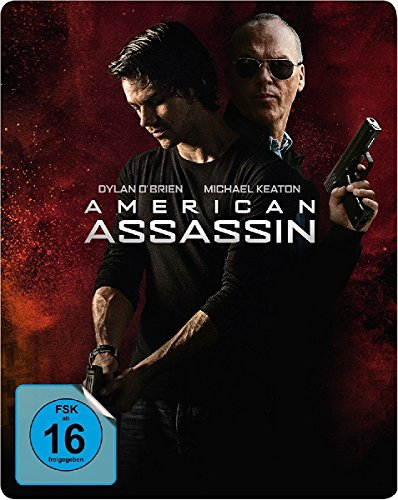American Assassin - Steelbook [Blu-ray]