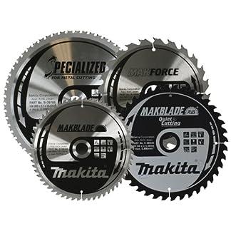 Makita B-08676 – Disco para madera 216 mm – corte preciso Makita