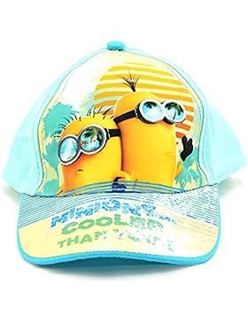 Cappello bambini in cotone con v