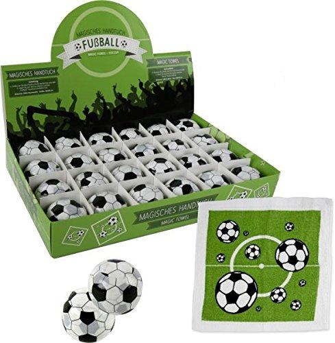 MT 651050 Magisches Handtuch 'Fussball'
