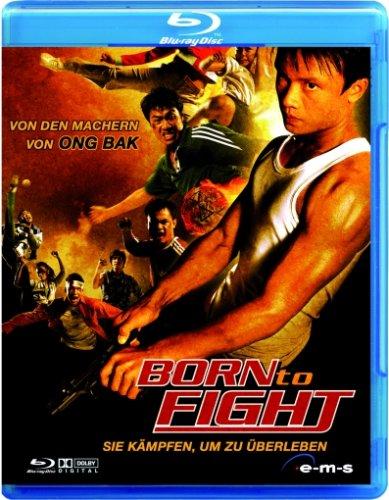 Bild von Born to Fight [Blu-ray]