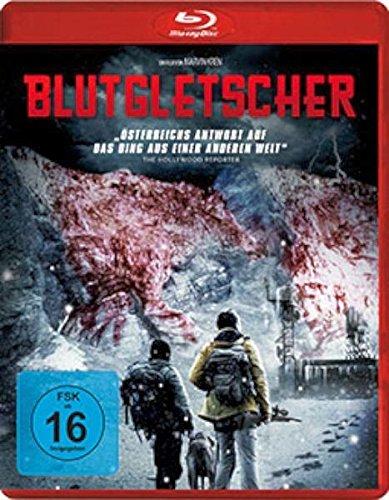 Blutgletscher [Blu-ray] (Tape Eingang)