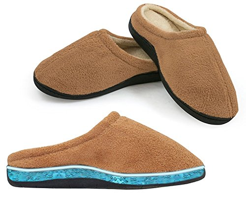 ZAPATILLAS RELAX SUELA ANTIFATIGA RELAJACION CONFORT VISTO EN TV GEL SLIPPERS