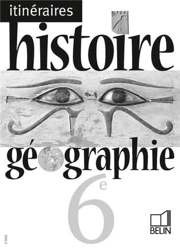 Histoire géographie, 6e, 2000 + transparents