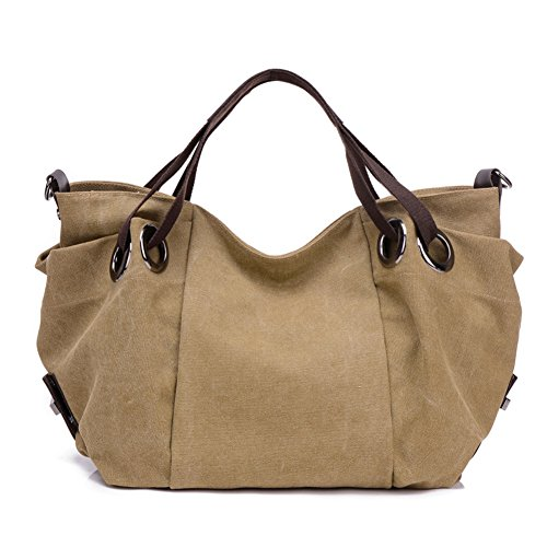 sacchetto di spalla della tela di Ms./Handbag Messenger/versione coreana di borsa casuale retrò-B D