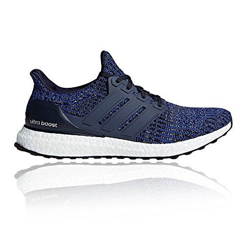 adidas Ultraboost, Chaussures de Running Homme, Bleu (Carbon/Legink/Cblack Carbon/Legink/Cblack), 45 1/3 EU