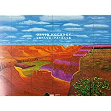 David Hockney, espace/paysage