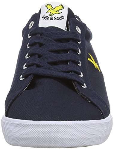 Lnss Halket Canvas, Sneakers Basses Homme Bleu (506 New Navy)