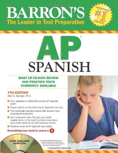 AP Spanish (Barron's Ap Spanish)
